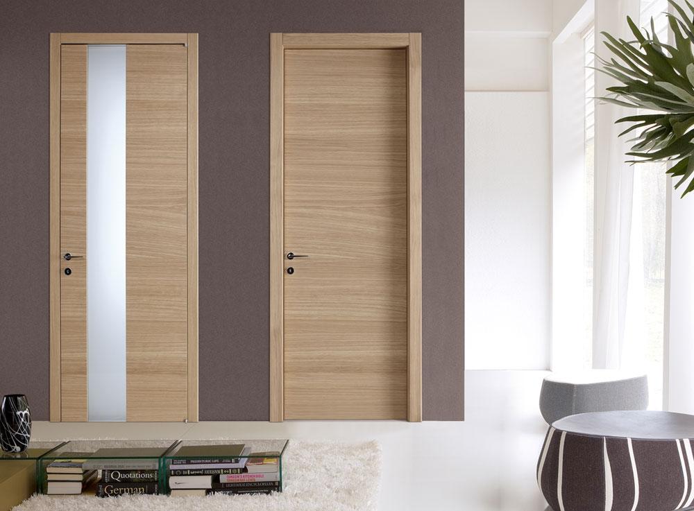 porte interne con vetro moderne porte interne salvaspazio porte a